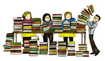 Friends Book Sale @ Wadsworth Library | Geneseo | New York | United States