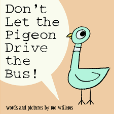 don't let the pigeon