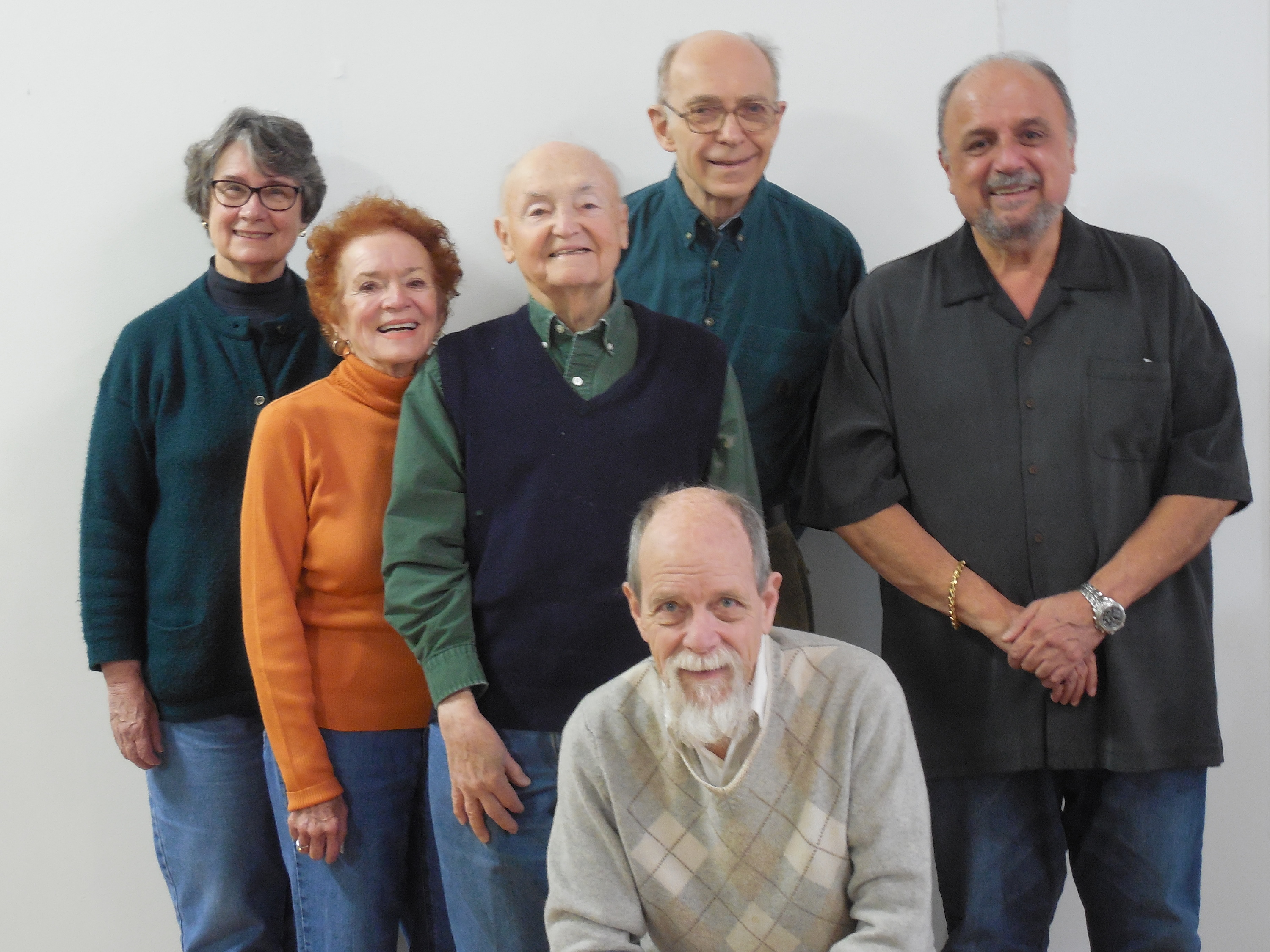 The Geriactors Present! @ Wadsworth Library | Geneseo | New York | United States