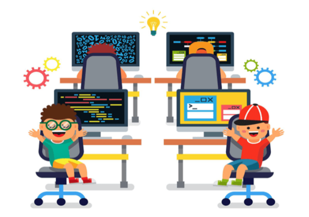 Coding for Kids @ Wadsworth Library