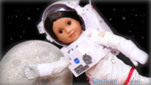 "American Girl ""Race Though Space"" @ Wadsworth Library"